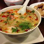 thai soup photo